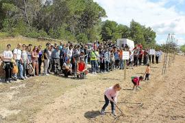 Vericad quiere que el proyecto de es Fornàs se pueda consultar en Eivissa