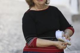 Pilar Gea: «Cuando empecé a vender alpargatas también aprendí a confeccionarlas»