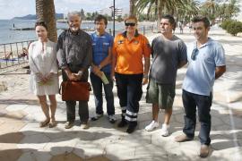 Vila presenta las actividades en las playas para fomentar la visita fuera de temporada