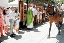 Es Canar mira al pasado en Sant Cristòfol