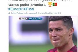 La madre de Ronaldo critica que «en el fútbol no se trata de hacer daño al rival»