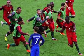 Portugal, campeón de la Eurocopa en la prórroga