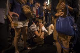 Más de 50 detenidos en París por altercados tras la final de la Eurocopa
