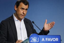 El PP avisa que el PSOE tendrá que elegir entre Rajoy o unas terceras elecciones