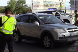 Encarcelado un sospechoso de cinco robos con violencia y una agresión sexual