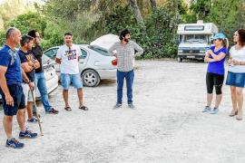 Vecinos de Sant Carles denuncian una nueva oleada de robos en viviendas aisladas