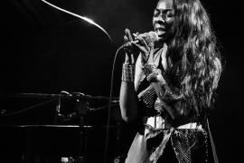 Concha Buika actuará este domingo en Las Dalias