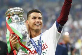 Cristiano Ronaldo es el primer futbolista de la lista