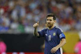 Leo Messi se sitúa en el octavo puesto