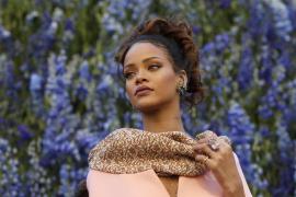 Imagen de la cantante Rihanna