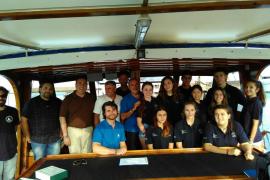 El proyecto Bitácora pone rumbo al Mediterráneo