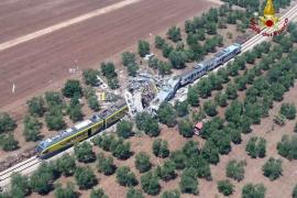 Al menos 23 muertos en un accidente de tren en Italia