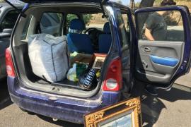 La Policía Nacional recupera seis obras de arte robadas en Manacor