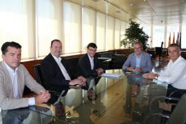 El Consell d'Eivissa y Mundiplan trabajarán para recuperar el turismo del Imserso