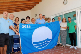 Santa Eulària renueva sus cinco banderas azules