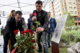 Bildu acude por primera vez al homenaje a Miguel Ángel Blanco
