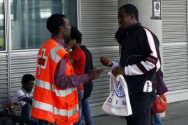 200 refugiados comienzan los trámites para viajar a España