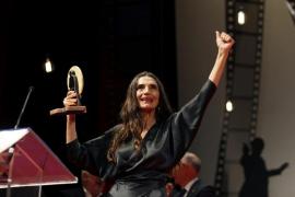 Ángela Molina, Premio Nacional de Cinematografía 2016