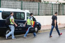 Operación contra el crimen organizado y el blanqueo de capitales