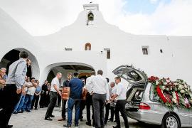 Sant Rafel despide a Pep 'Pilot'