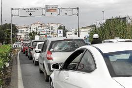 Gran colapso circulatorio en Vila