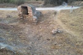 Sant Antoni realiza labores de mejora en bienes patrimoniales contando con trabajadores del Centro Especial de Ocupación