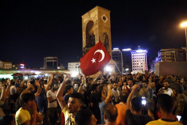 El Servicio de Inteligencia de Turquía da por fracasado el Golpe de Estado