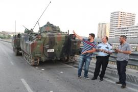 Turquía sobrevive a un Golpe de Estado fallido contra el presidente Erdogan