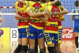 El Ushuaïa Ibiza Voley debutará en casa contra el Cajasol el 15 de octubre