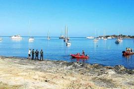 Encuentran el cuerpo de un joven de 22 años ahogado en Sant Antoni