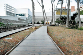 Santa Eulària reducirá el tamaño de la segunda fase del Palau de Congressos para hacerlo viable
