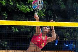 Pilar Escandell tendrá que pelear hoy por el bronce
