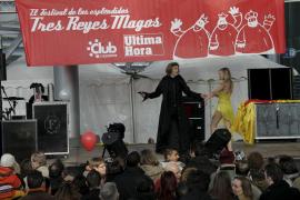 El Festival de los Espléndidos Tres Reyes Magos de Ultima Hora