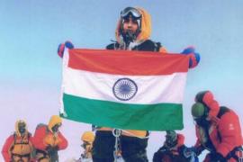 Escaladores del Everest