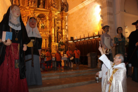 'Gegants' de Santa Margalida
