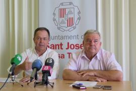 Sant Josep realiza diagnóstico sobre playas para garantizar sostenibilidad