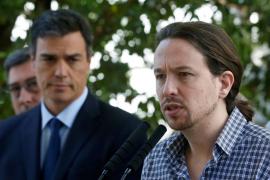 Podemos y PSOE exploran un frente común para que el PP no presida la cámara baja