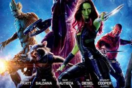 Póster de la película Guardianes de la Galaxia