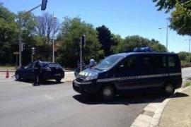 Un hombre armado se atrinchera en un hotel de Bollène, en el sur de Francia