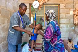 244.000 niños sufren desnutrición aguda grave en el norte de Nigeria