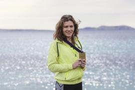 La Asociación Ocio de Ibiza apoya a la karateca Cristina Ferrer