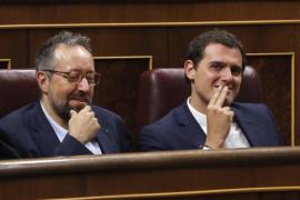 C's reitera que no dará el 'Sí' al PP mientras esté Rajoy