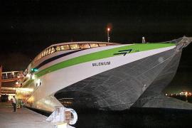 Indemnizaciones de dos millones por el choque entre un yate y un ferry en 2000