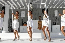 Mitología romana en la fiesta más blanca