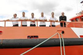 Servicio de emergencia vital en el mar