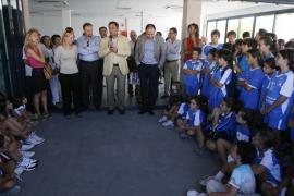 Puig d'en Valls estrena un nuevo centro deportivo
