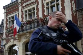 Estado Islámico reivindica el ataque contra una iglesia de Normandía