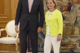 Oramas pide «valentía» a Rajoy para presentarse a la investidura