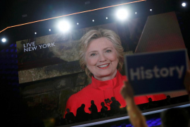 Hillary Clinton: «Puede que me convierta en la primera presidenta de Estados Unidos»