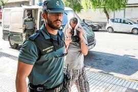Prisión provisional sin fianza